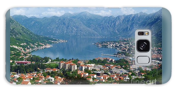 Bay Of Kotor - Montenegro Galaxy Case