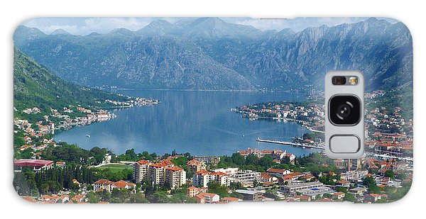 Galaxy Case - Bay Of Kotor - Montenegro by Phil Banks