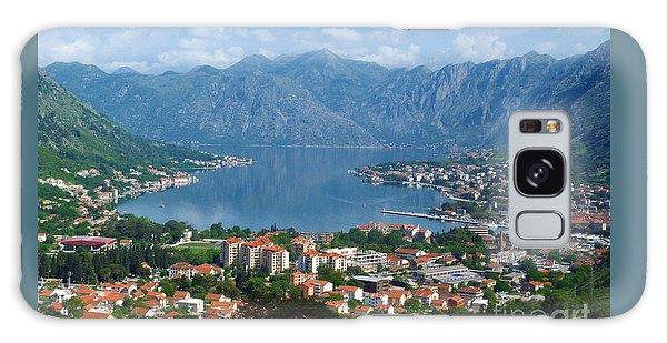Bay Of Kotor - Montenegro Galaxy Case