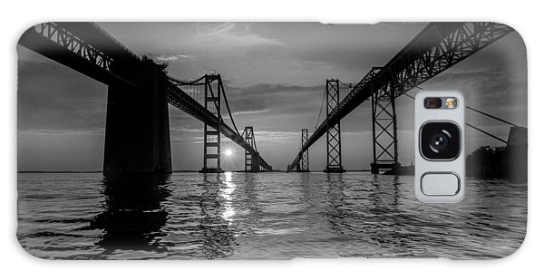 Bay Bridge Strength Galaxy Case