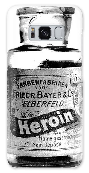 Bayer Company Sells Heroin Around 1900 Galaxy Case