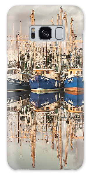 Bayou La Batre' Al Shrimp Boat Reflections 41 Galaxy Case
