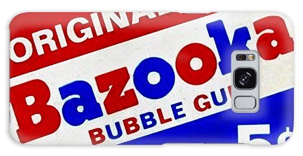 Galaxy Case - Bazooka Bubble Gum  by Rob Hans