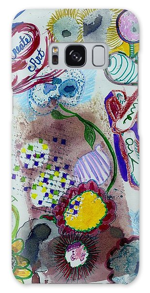 Be Create Live Art Galaxy Case