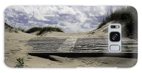 Beach Access Galaxy Case