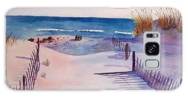 Beach Afternoon Galaxy Case