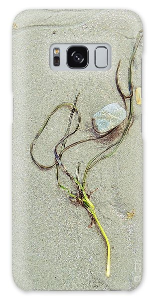 Beach Arrangement 5 Galaxy Case