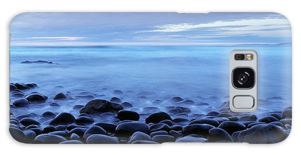 North Devon Galaxy Case - Beach At Dusk, Westward Ho, North by Panoramic Images