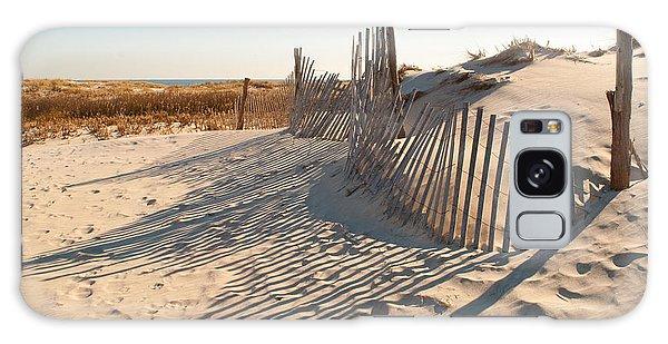 Beach At Lbi Galaxy Case