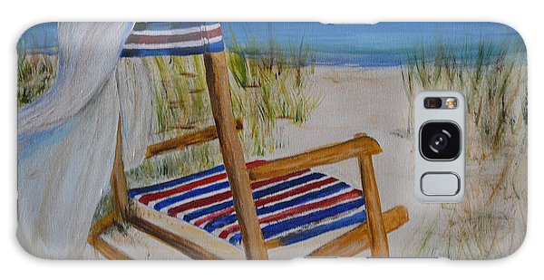 Beach Chair Galaxy Case