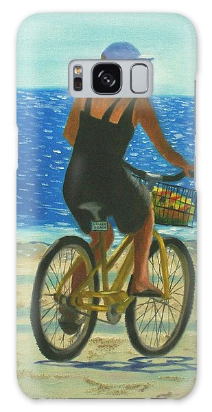 Beach Cruiser Galaxy Case