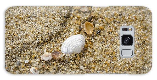 Beach Debris Galaxy Case by Bradley Clay