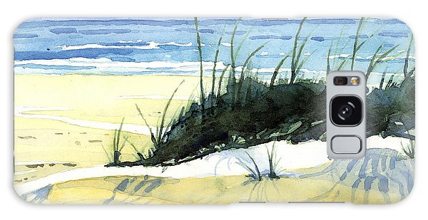 Padre Island National Seashore Galaxy S8 Case - Beach Dunes by Pauline Walsh Jacobson