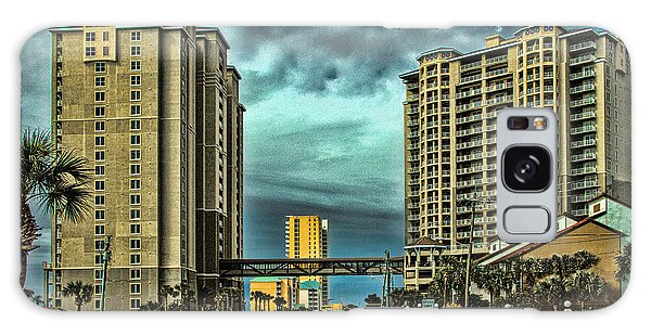 Panama City Beach Front Rd Galaxy Case