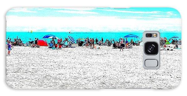 Beach Fun 1 Galaxy Case