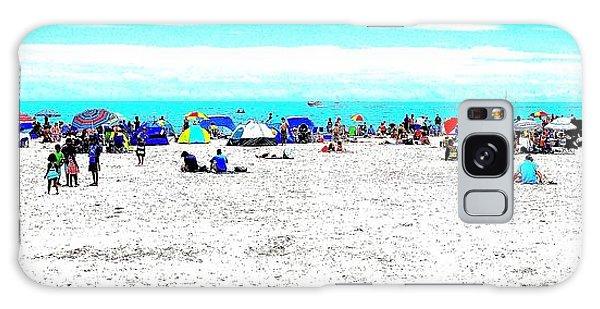 Beach Fun 2 Galaxy Case