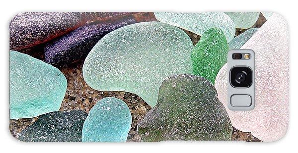 Beach Gems Galaxy Case