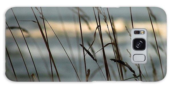 Beach Grass Galaxy Case