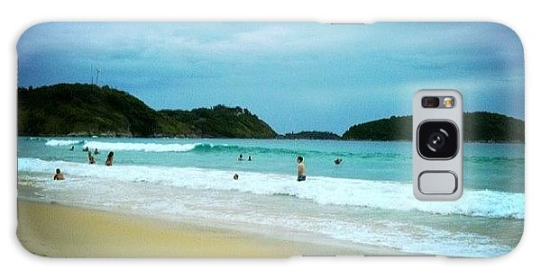 Beautiful Galaxy Case - #beach #phuket #thailand #naiharn by Georgia Fowler