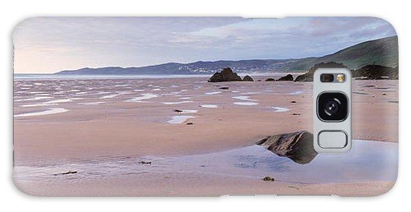 North Devon Galaxy Case - Beach, Putsborough, North Devon, Devon by Panoramic Images