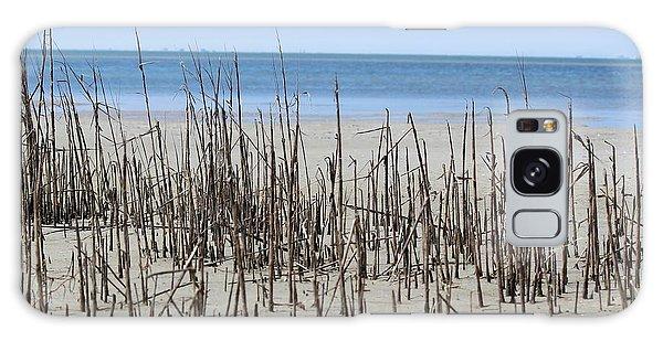 Beach Scene Galaxy Case