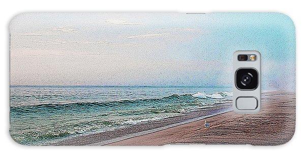 Beach Sentry Galaxy Case