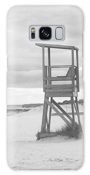 Beach Throne Harwich Ma Bw I Galaxy Case
