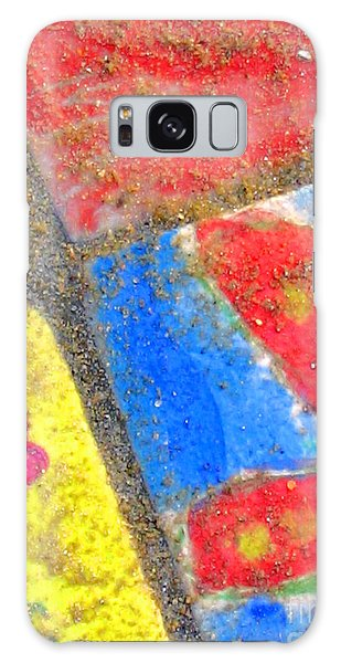 Beach Tiles Galaxy Case