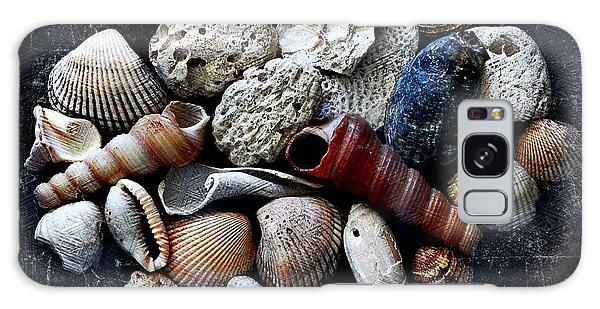 Beach Treasures Galaxy Case