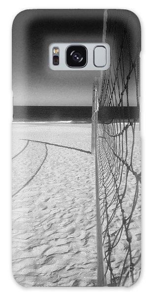 Beach Volleyball Net Galaxy Case