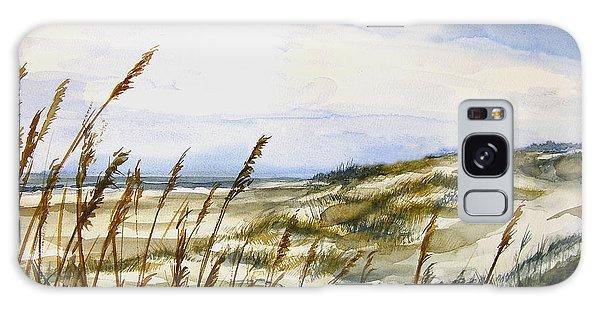 Beach Watercolor 3-19-12 Julianne Felton Galaxy Case