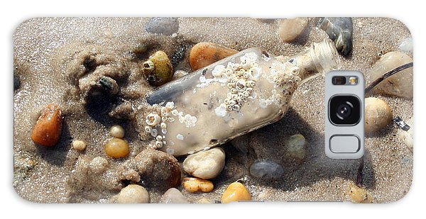 Beached Bottle Galaxy Case