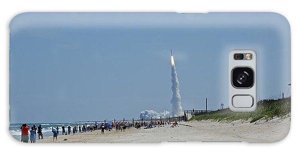 Beachside Launch Galaxy Case