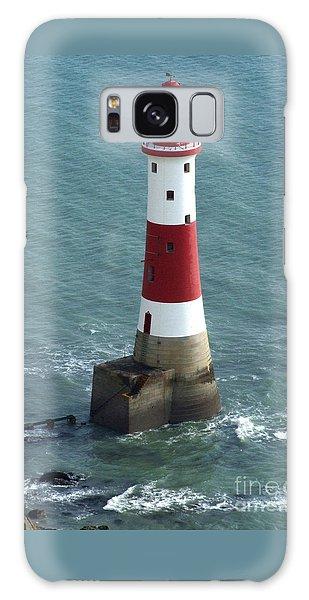 Beachy Head Lighthouse Galaxy Case