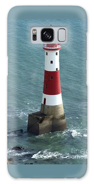 Beachy Head Lighthouse Galaxy Case