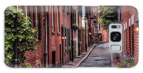 Beacon Hill Boston Galaxy Case by Carol Japp