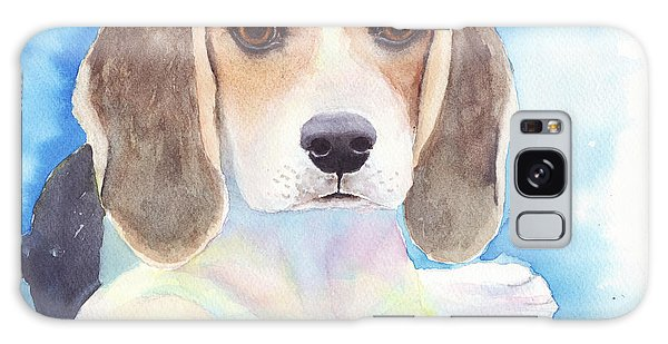 Beagle Baby Galaxy Case