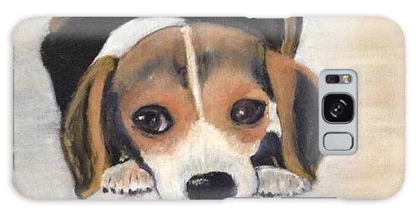 Beagle Resting Galaxy Case