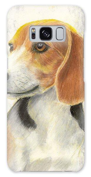 Beagle Galaxy Case by Ruth Seal