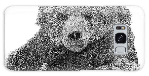 Bear 2 Galaxy Case