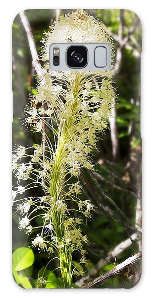 Galaxy Case featuring the photograph Bear Grass No 3 by Belinda Greb