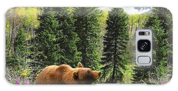 Bear Necessities Ill Galaxy Case