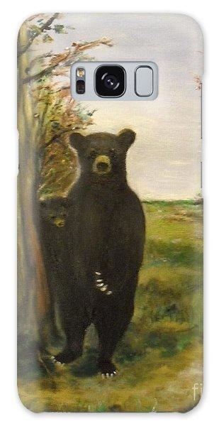 Bear Necessity Galaxy Case