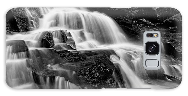 Bearcamp River Cascades- Beede Falls Galaxy Case