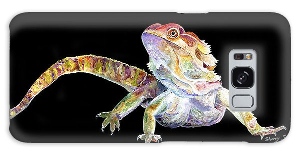 Bearded Dragon Galaxy Case