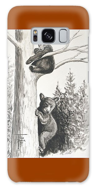 Bears In A Tree Galaxy Case