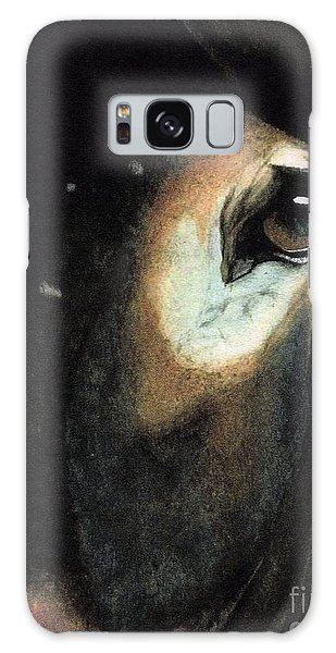 Beast Of Burden Galaxy Case