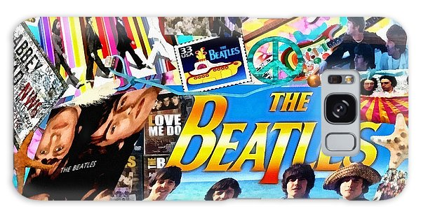 Beatles For Summer Galaxy Case