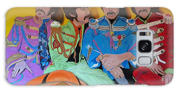 Beatles-lonely Hearts Club Band Galaxy Case