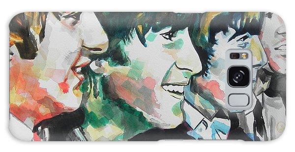 The Beatles 02 Galaxy Case